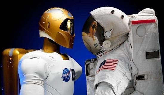 روبونات (Robonaut)، ربات انسان نمای ناسا