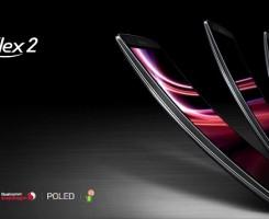 معرفی گوشی هوشمند LG G FLEX 2 (عکس)