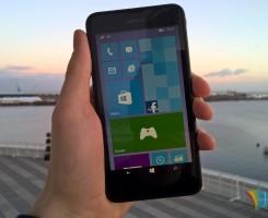 تصاویر بیشتری از ویندوز ۱۰ تلفن های همراه که در آینده نزدیک خواهد  آمد، به بیرون درز پیدا کرده است