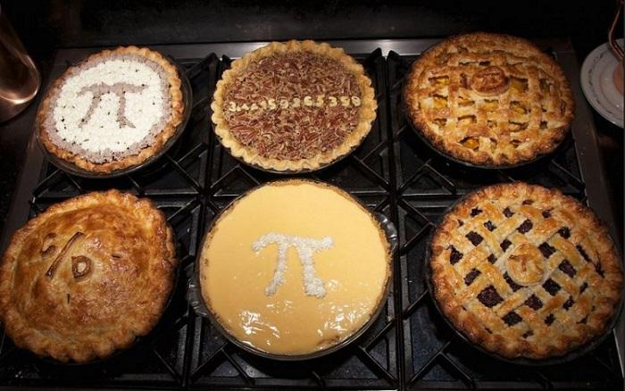 عاشقان ریاضی روز پی قرن (Pi Day of the Century) را جشن گرفتند