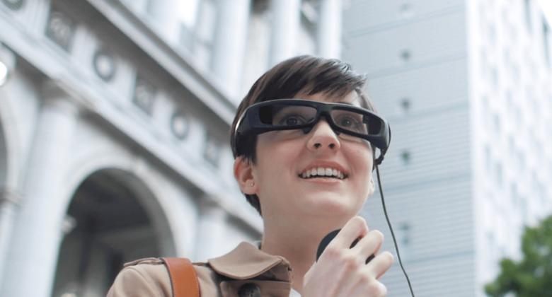 فروش عینک هوشمند واقعیت افزودهی سونی در 10 کشور مختلف (ویدیو)