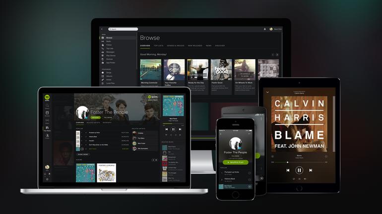 ارزش اسپوتیفای (Spotify) در آخرین معامله با قیمت ۸.۴ میلیارد دلار بسته شد