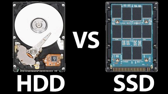 مزایا و معایب هاردهای HDD و SSD
