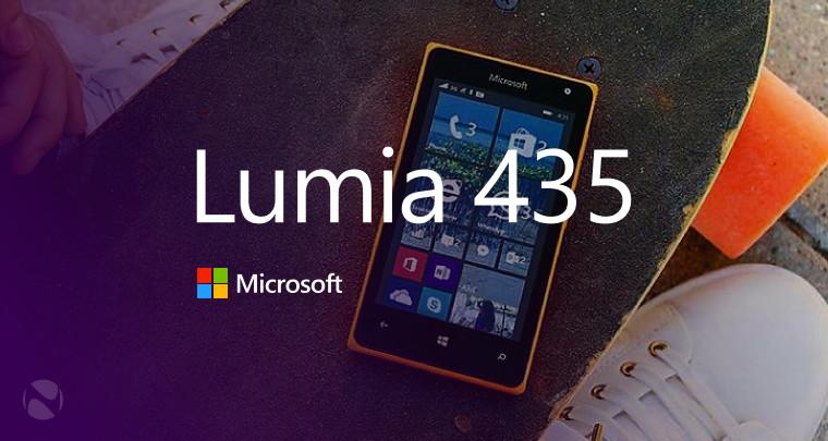 مایکروسافت لومیا 435 تنها با 50 دلار از والمارت در دسترس است