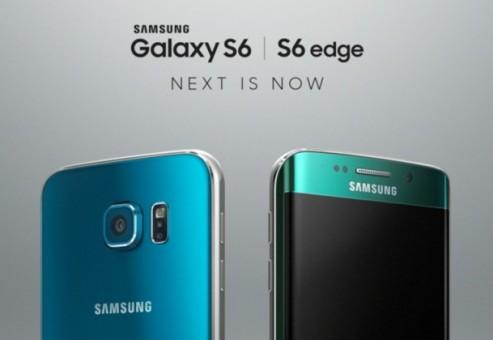 سامسونگ دو رنگ جدید برای گلکسی S6 و S6 اج منتشر کرد