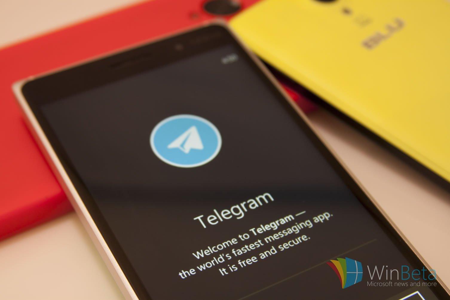 آپدیت تلگرام و فلیپ کارت برای ویندوز فون