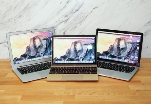 بهتر است که کدام مک بوک اپل را بخرید؟