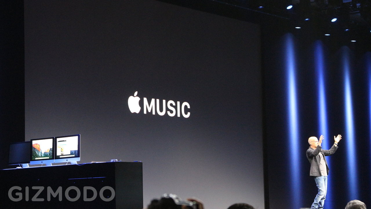 """ساعت 11:48 : جیمی لاوین گفت: """"تکنولوژی و هنر می توانند با هم کار کنند، حداقل در اپل این گونه است""""."""