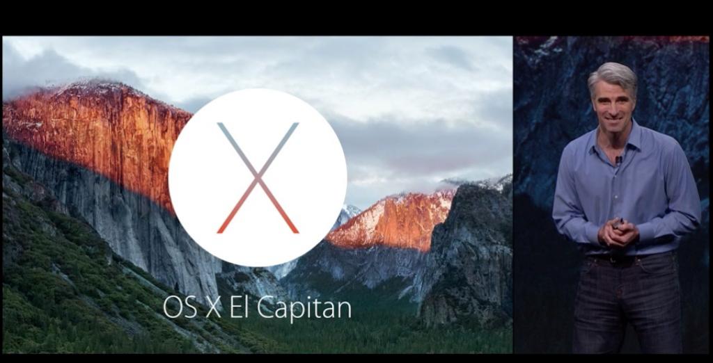 ساعت 10:12 : وقت آن رسیده است که جوک های لوسی را درباره اسم الهام گرفته از کالیفرنیای آخرین OS X را بشنویم؛ OS X El Capitan