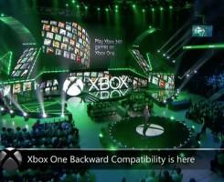 در خلال همایش E3 مایکروسافت این شرکت اعلام کرد که نسل بعدی کنسول Xbox به زودی بازی های Xbox 360 را پشتیبانی خواهد کرد و به گیمر ها اجازه می¬دهد تا از سازگاری با بازی¬های نسل قبلی لذت ببرند.