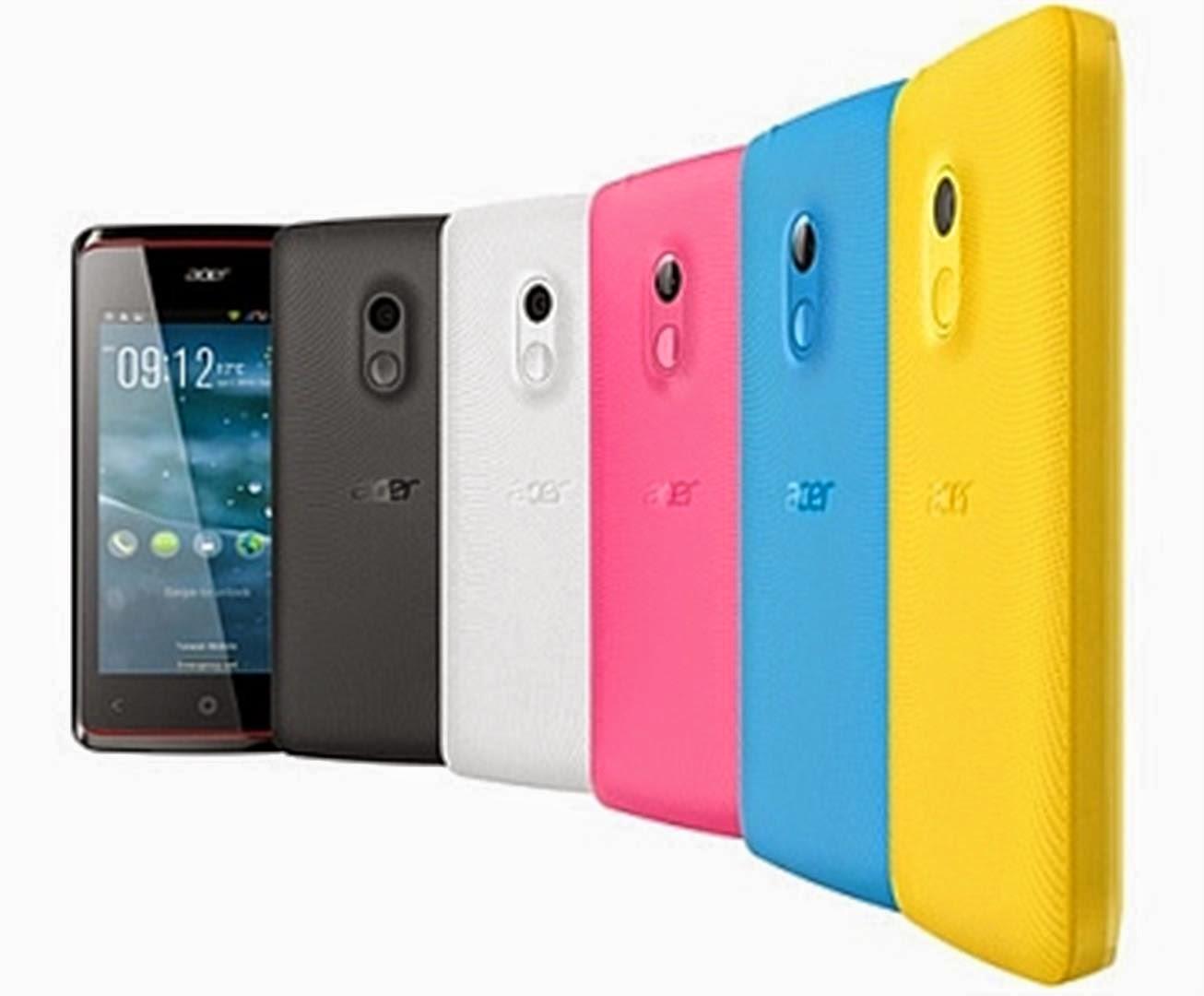 چهار ویندوز فون جدید:  Acer Liquid M320, M330, M530 & M630