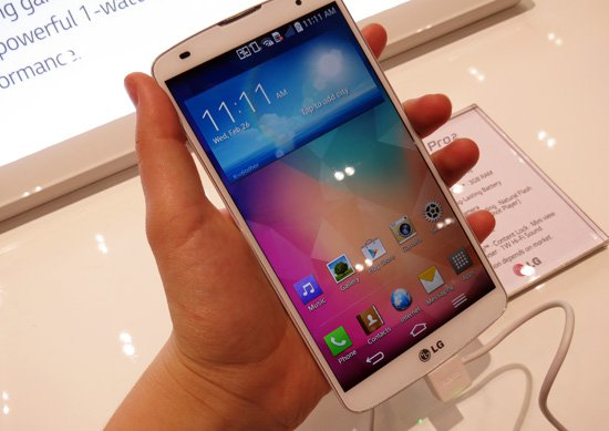 مشخصات LG G Pro 3 لو رفت
