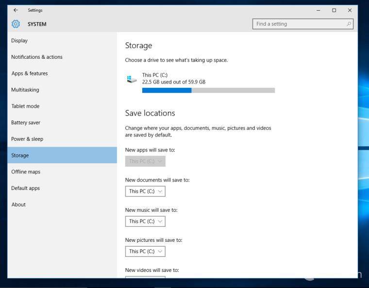 تاخیر مایکروسافت در نمایان کردن قابلیت نصب برنامه ها روی کارت اس دی