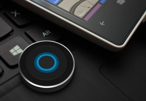 """به زودی قادر به استفاده از دستیار دیجیتالی مایکروسافت با """"Cortana Button"""" خواهید بود"""