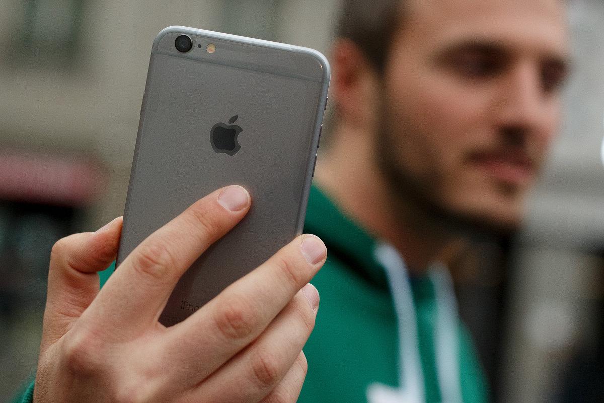 اپل دوربین ضعیف شما را در آیفون 6 پلاس تعویض می کند