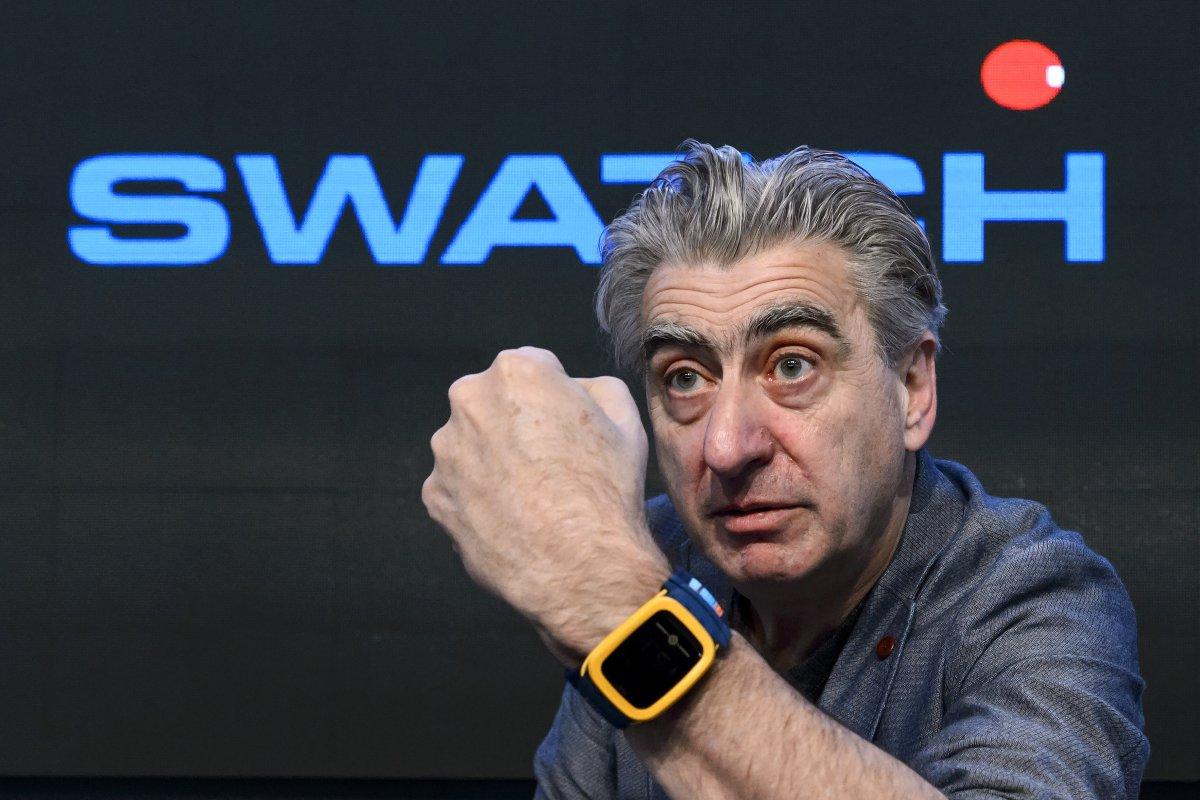 سواچ تصمیم دارد ساعت های هوشمند متعدد و البته ساده ایجاد نماید