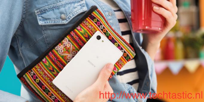 گوشی سونی اکسپریا Z5 کامپکت (Sony Xperia Z5 Compact)