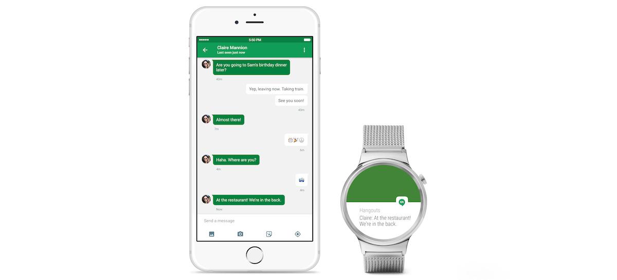 هم اکنون اندروید ور (Android Wear) با آیفون ها کار می کند