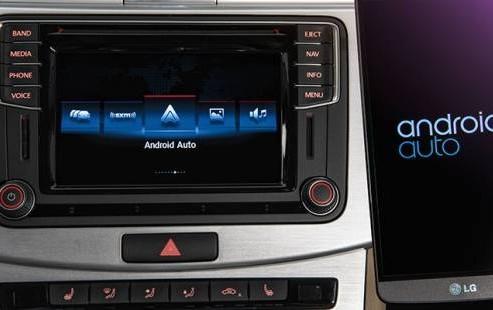 اولین مدل فولکس واگن با Android Auto