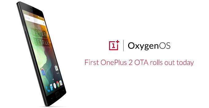 دریافت بروزرسانی OxygenOS 2.0.1 برای وان پلاس ۲