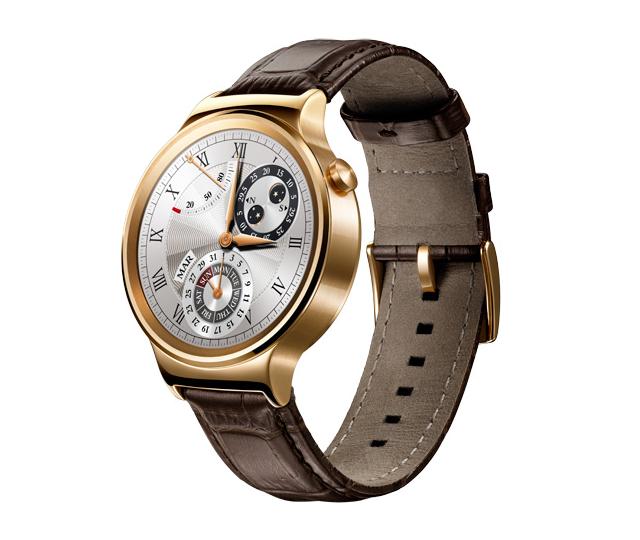 ارزان ترین مدل ساعت هوآوی (با بدنه فولاد ضد زنگ و بند چرمی سیاه)، 349 دلار هزینه خواهد داشت