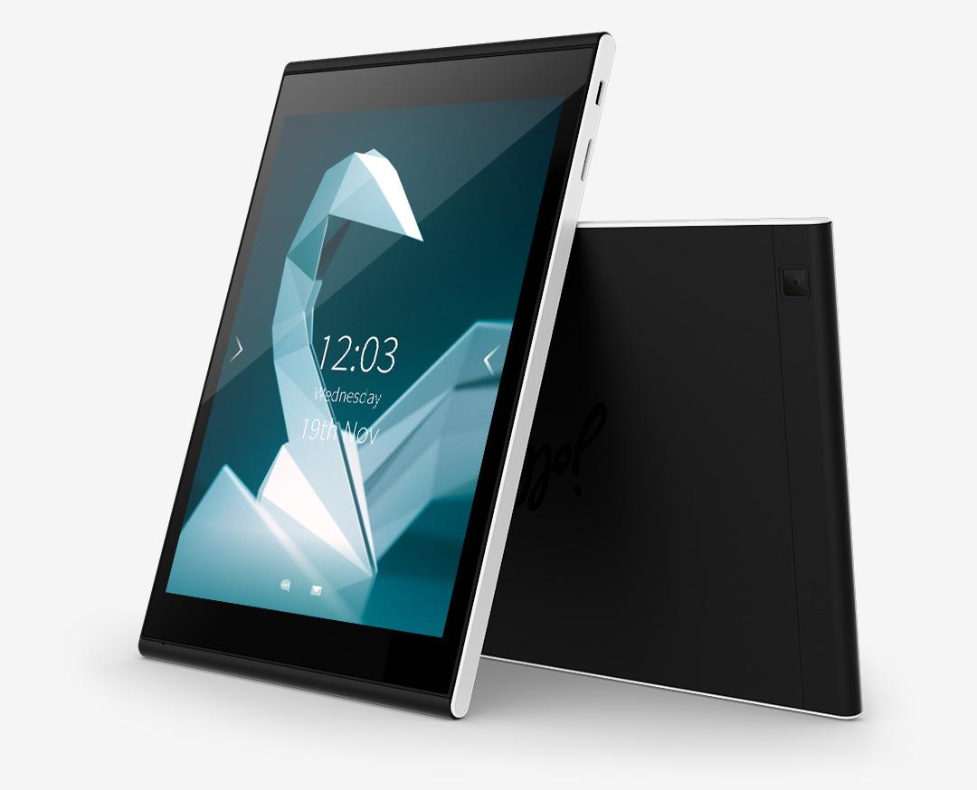تبلت جولا (Jolla Tablet)