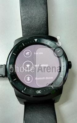 ساعت LG G Wtach R با دریافت آپدیت جدید به Wi-Fi مجهز شد