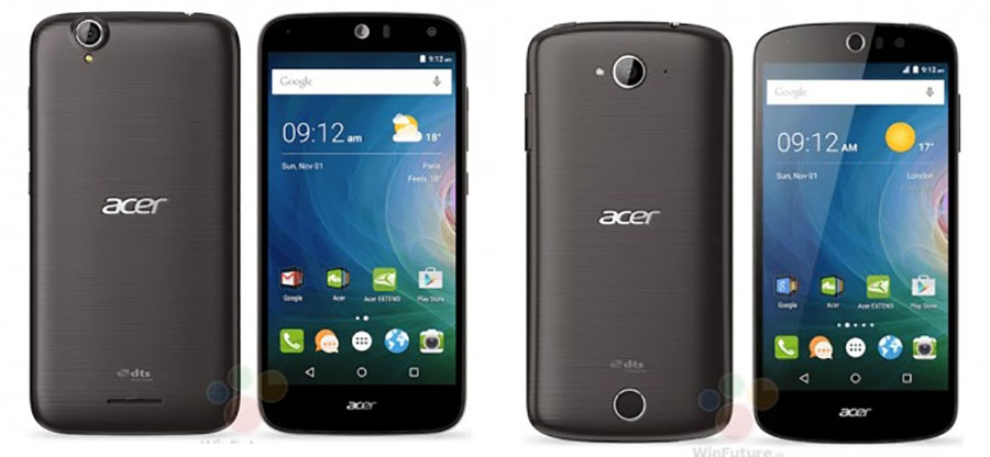 Acer Liquid Z630 و Z530 قبل از رویداد IFA لو رفتند