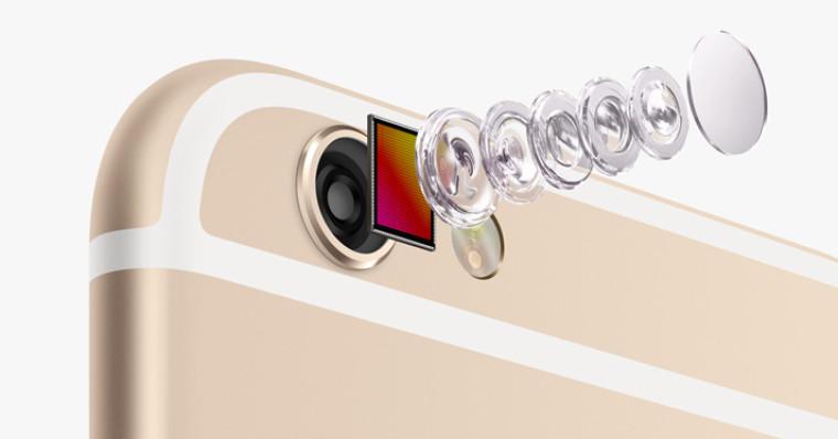 اپل تعمیراتی را برای دوربین های تار آیفون 6 پلاس ارائه خواهد کرد