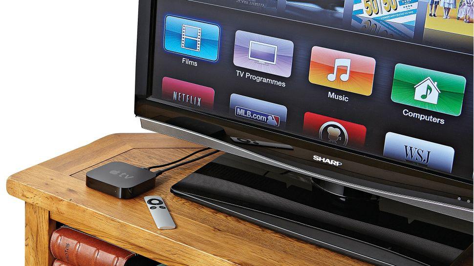 کنترل جدید تلویزیون اپل می تواند مانند کنسول Wii باشد