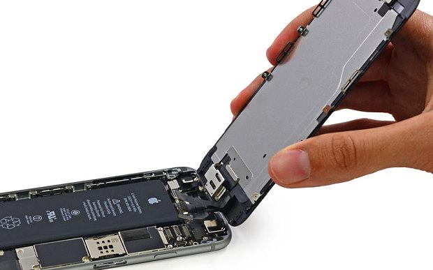 بنا به گزارش های اپل، فناوری سلول سوختی آیفون 6، یک هفته شارژ باتری را نگه می دارد