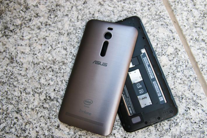 گلکسی اس 6 و زنفون 2 سریعتر از دیگر گوشی ها شارژ می شوند