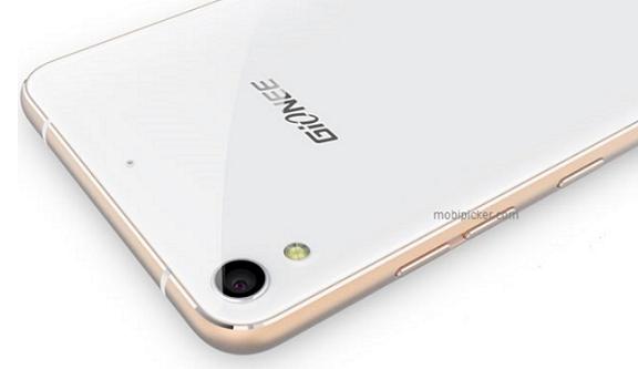 از دیگر مشخصه های این گوشی کاملا باریکِ 6.45 میلی متری می توان به پشتیبانی از ارتباطات 4G LTE، دو سیم کارته بودن و همچنین قابلیت آماده به کار دوگانه اشاره کرد. انتظار می رود که قیمت این گوشی در محدوده 300 دلاری (با دلار 3300 تومانی، در محدوده 1 میلیون تومانی) قرار داشته باشد. در زیر می توانید شاهد تصاویر بیشتری از این گوشی جدید جیونی باشید.