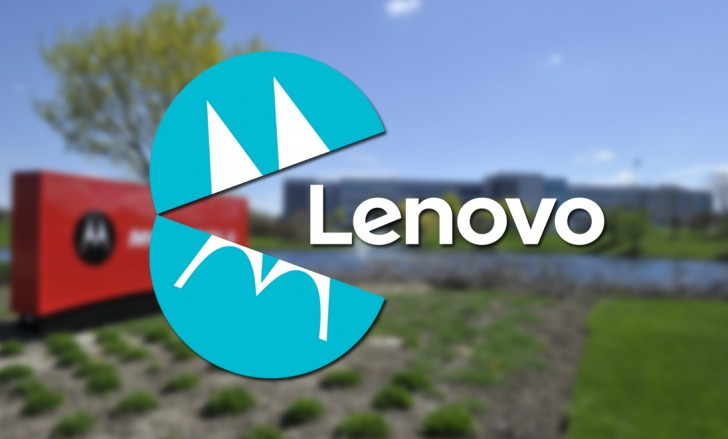 موتورولا، موبایل لنوو را جذب می کند