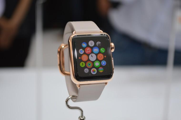 اپل واچ 20 درصد از بازارِ گجت های پوشیدنی را با فروش  3.6 میلیون واحد در فصل گذشته، قبضه کرده است