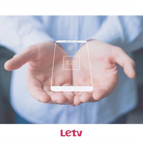لتیوی اولین شرکتی است که گوشی هوشمند با کوآلکام اسنپدراگون ۸۲۰ را تبلیغ می کند