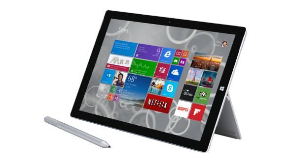 شایعه شده است که مایکروسافت در حال کار بر روی دو تبلت سرفیس پرو، با صفحه نمایش بزرگ می باشد