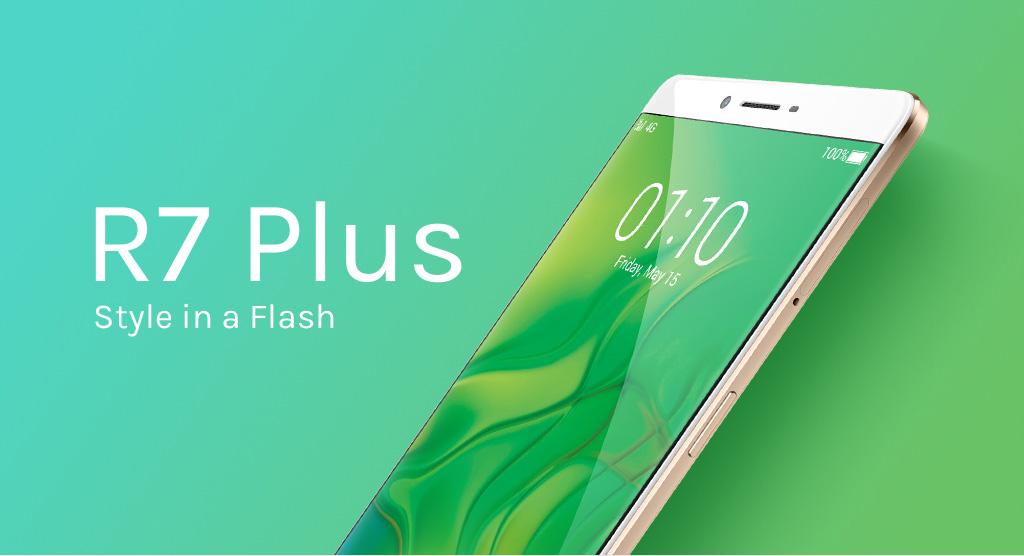 گوشی Oppo R7 پلاس آنچه که نوت 5 فاقد آن بوده است را دارد
