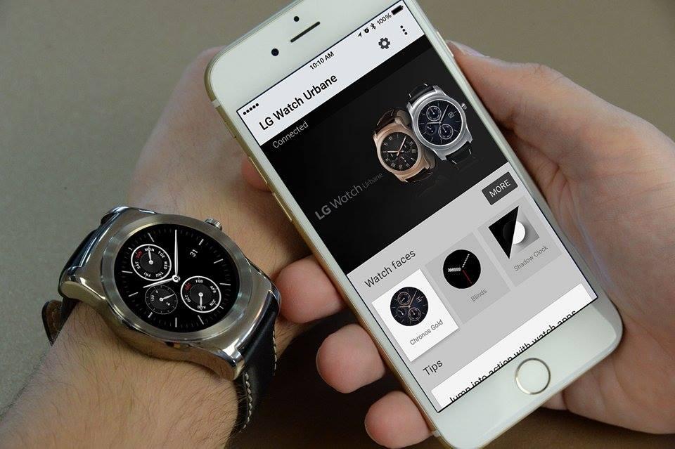 به منظور حصول اطمینان از راه اندازی جفت شدن با یک تلفن iOS، تنها ساعت های اندروید ویر اخیر این قابلیت را دارند.