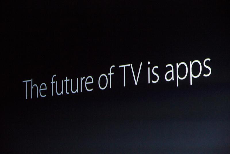"""""""ما معتقدیم که آینده تلویزیون برنامه ها هستند"""""""
