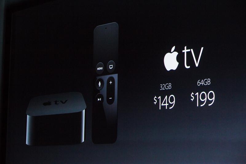 اپل تی وی در دو مدل در دسترس خواهد بود، مدل 32 گیگابایتی 149 دلار و 64 گیگابایتی 199 دلار قیمت دارد.
