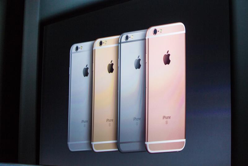 رنگ های نهایی این هاست: نقره ای، طلایی، خاکستری و رنگ رز طلایی. آیفون 6S صفحه نمایشی 4.7 اینچی و آیفون 6S پلاس 5.5 اینچ خواهد بود.