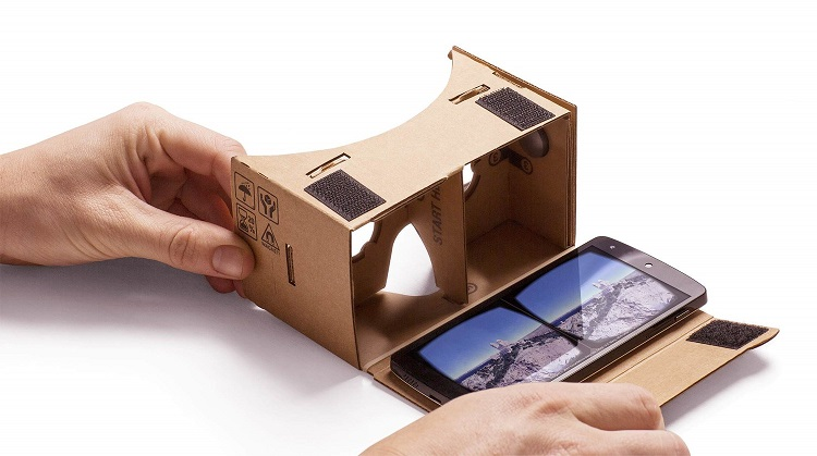 5 عدد از بهترین بازی های اندرویدی VR که از کارت بورد گوگل پشتیبانی می کنند