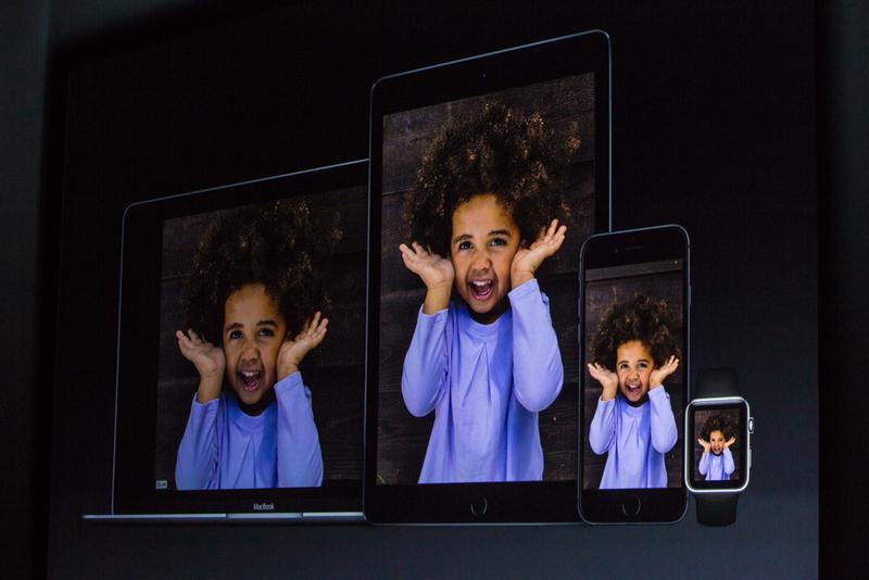 """""""با اپل واچ نیز می توانید از یک تصویر زنده را همانطور که واچ فیس های جدید را ست می کنید، استفاده نمایید... این واقعا شگفت انگیز است."""""""
