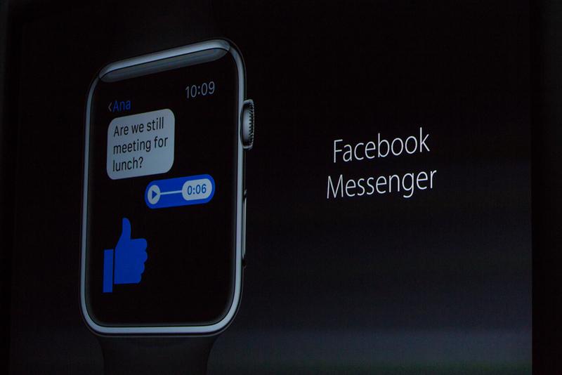 """""""ما خطوط حمل و نقل را نیز به مپ اضافه کردیم تا مسیریابی راحت تر شود."""" """"در حال حاضر 10 هزار تا اپل واچ در اپ استور هاست."""" فیسبوک مسنجر هم به اپل واچ می آید."""