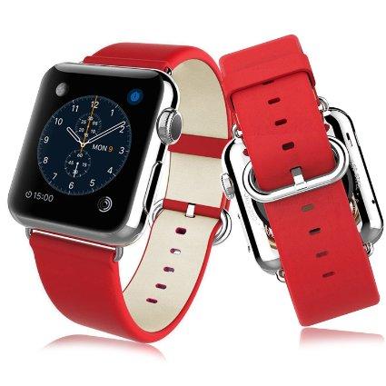 بند قرمز اپل واچ چند ساعت قبل از رویداد اپل ظاهر شد