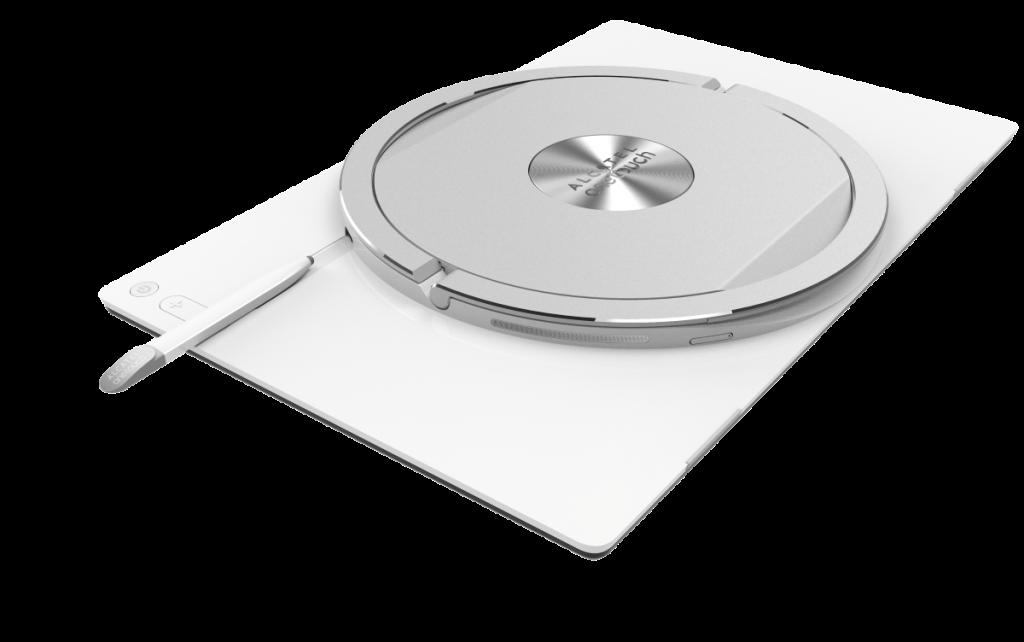 OneTouch Xess. این مدل آلکاتل (Alcatel  OneTouch Xess) به تازگی رسمی شده و یک تبلت خیلی بزرگ با صفحه نمایش ۱۷.۳ اینچی می باشد.