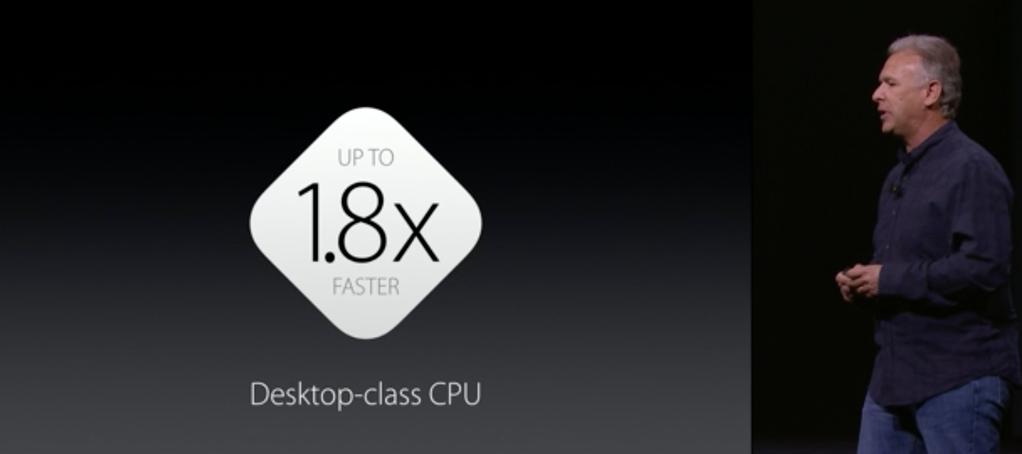 اپل، تراشه ی A9X را معرفی کرد