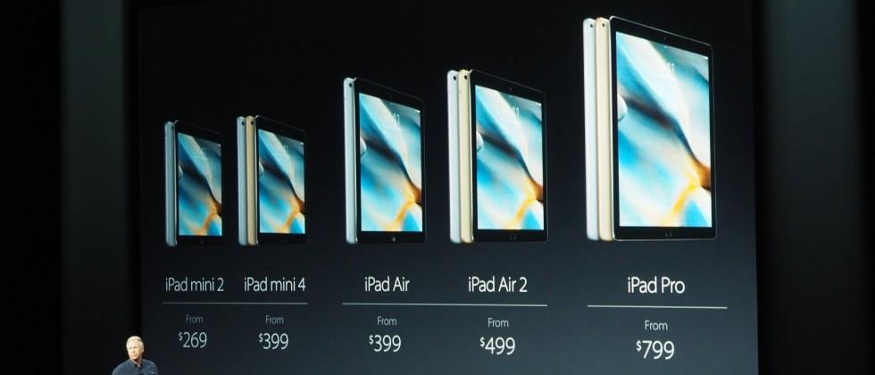 آیپد مینی ۴ (iPad mini 4) کوچکترین تبلت اپل