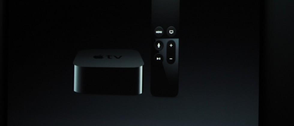 اپل تی وی با کنترل لمسی و بازی ها رونمایی شد